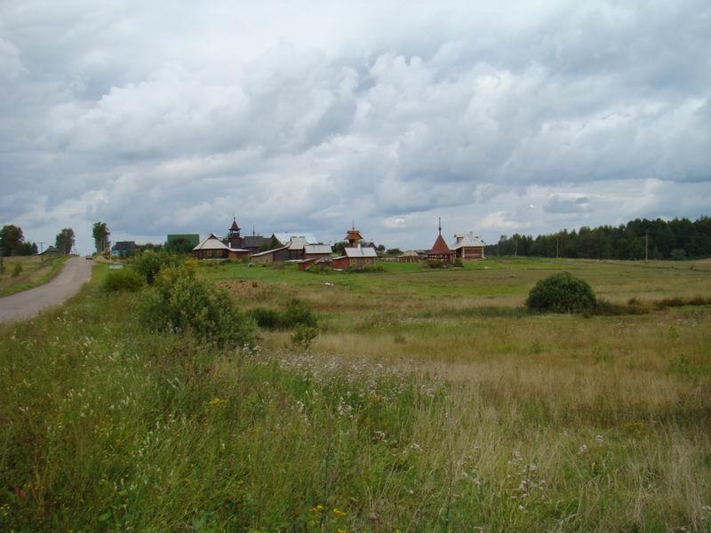 деревня Марюхи Вяземского района монастырь